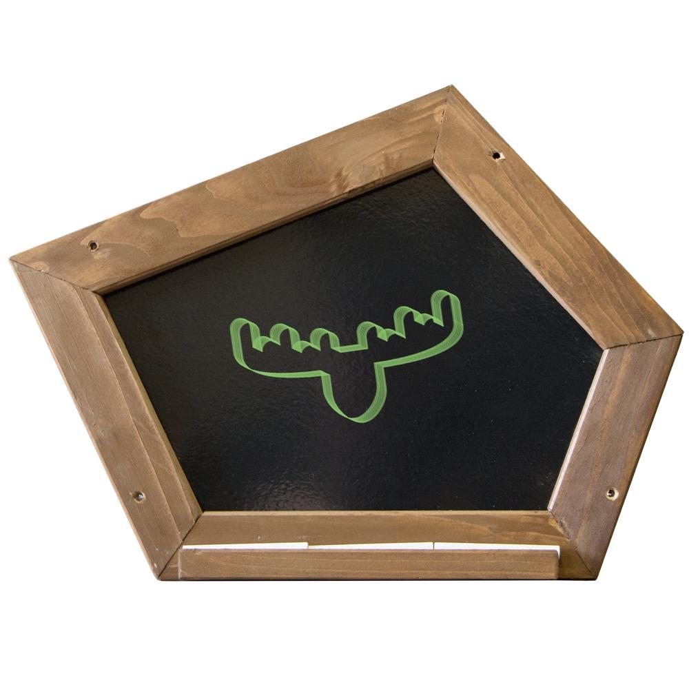 Afbeelding van Wickey Krijtbord scheef, speeltoestel accessoires